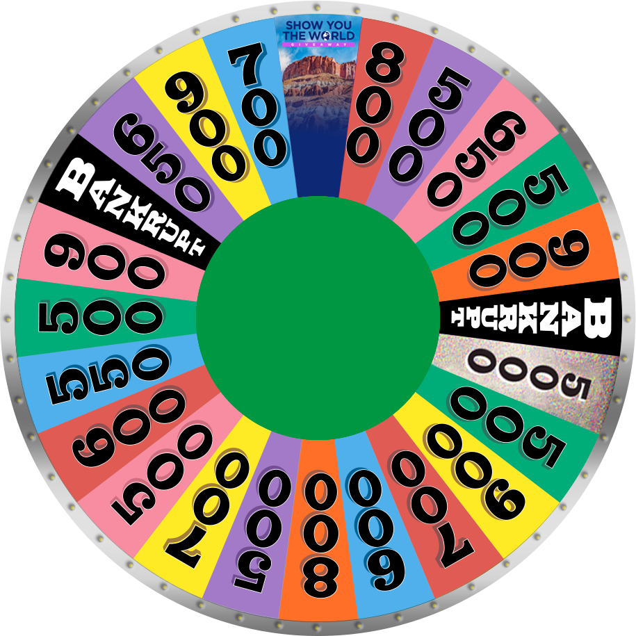 Wheel of fortune solutions